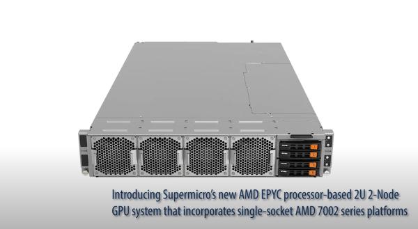 Supermicro SuperMinute 2U 2-Node Server resize
