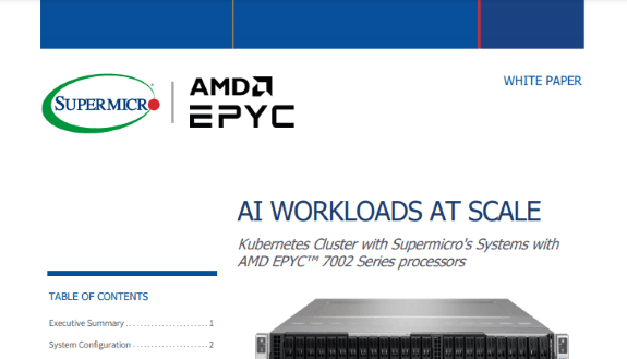 White Paper AI Workloads at Scale resize
